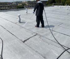 屋根施工2